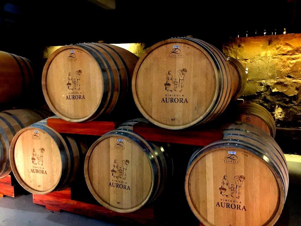 Vinícola Aurora é premiada em vários concursos em 2018