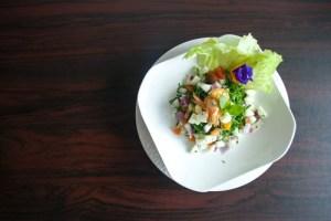 Try This Salad With Sauvignon Blanc, Albarino or Verdelho
