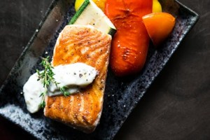 This Grilled Salmon Dish Goes Great With Sauvignon Blanc