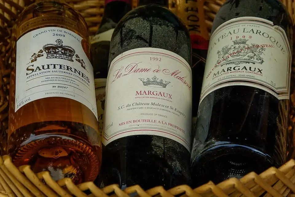 Guide to Bordeaux Vintages
