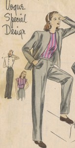 Vintage Trouser pattern Grading Tutorial
