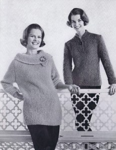 shawl collar | tailored pullover sweater knitting patterns