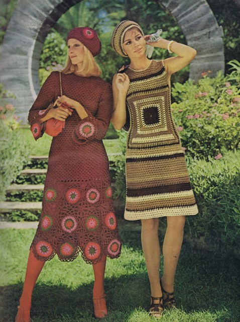 HAPPY MOTHERS DAY FREE VINTAGE 70s KNITTING CROCHET ...