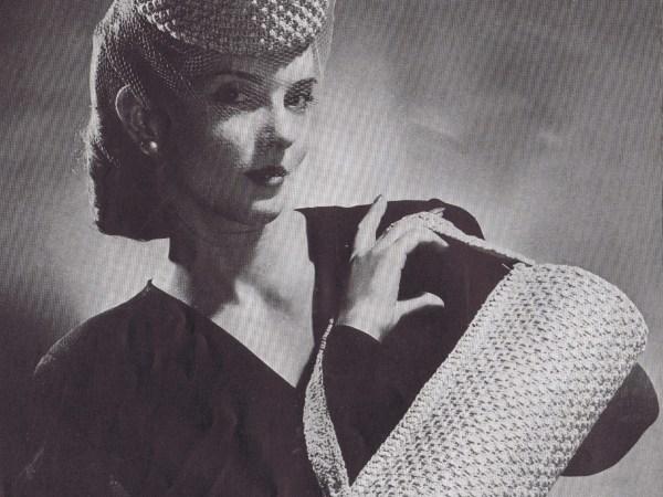 High Bumper and Barrel Handbag Crochet Pattern