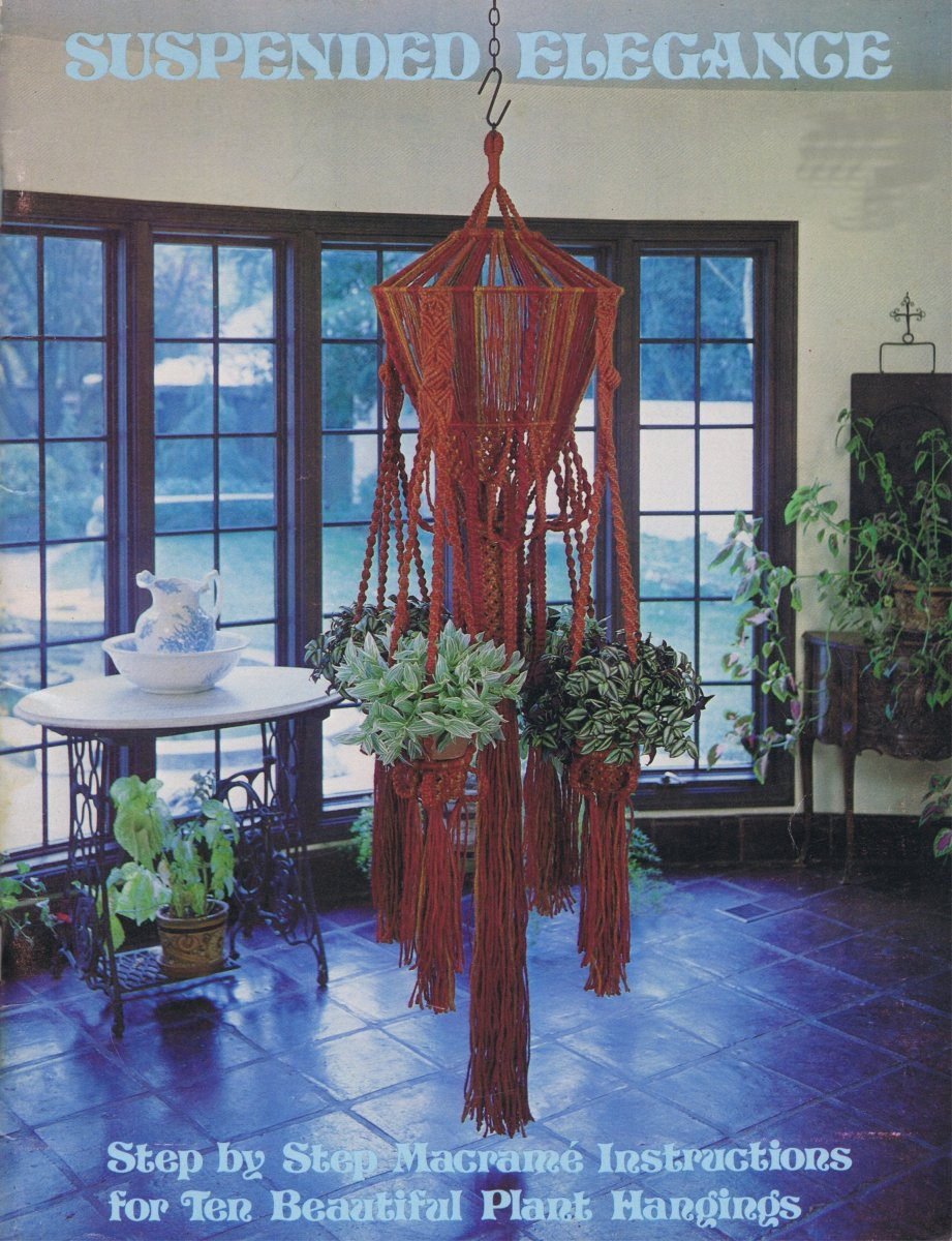Free Macrame Pattern eBook