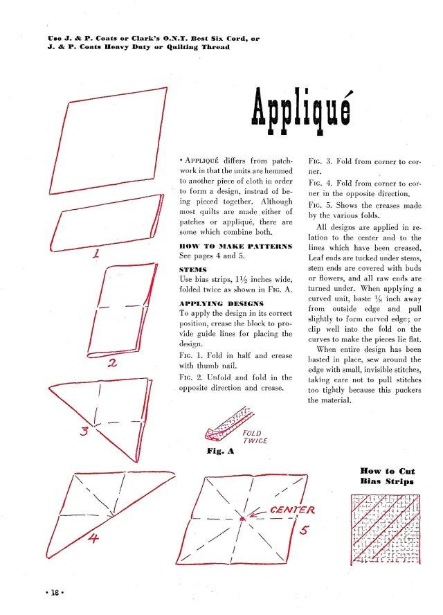 22 SC Quilts Applique 18