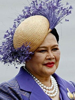 HM Queen Sirikit of Thailand