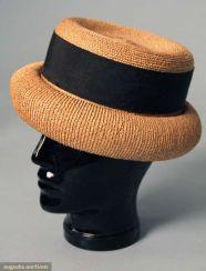 Chanel, Summer Straw Hat, 1960s.
