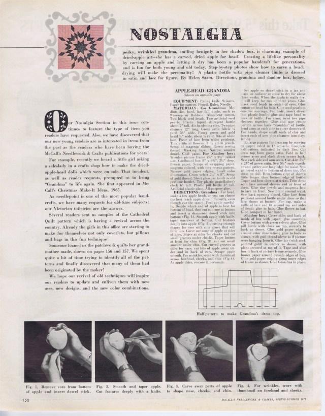 McCalls Needlework Spr Sum 1971 150