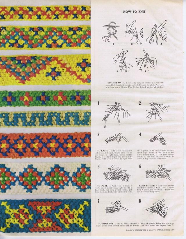 McCalls Needlework Spr Sum 1971 184