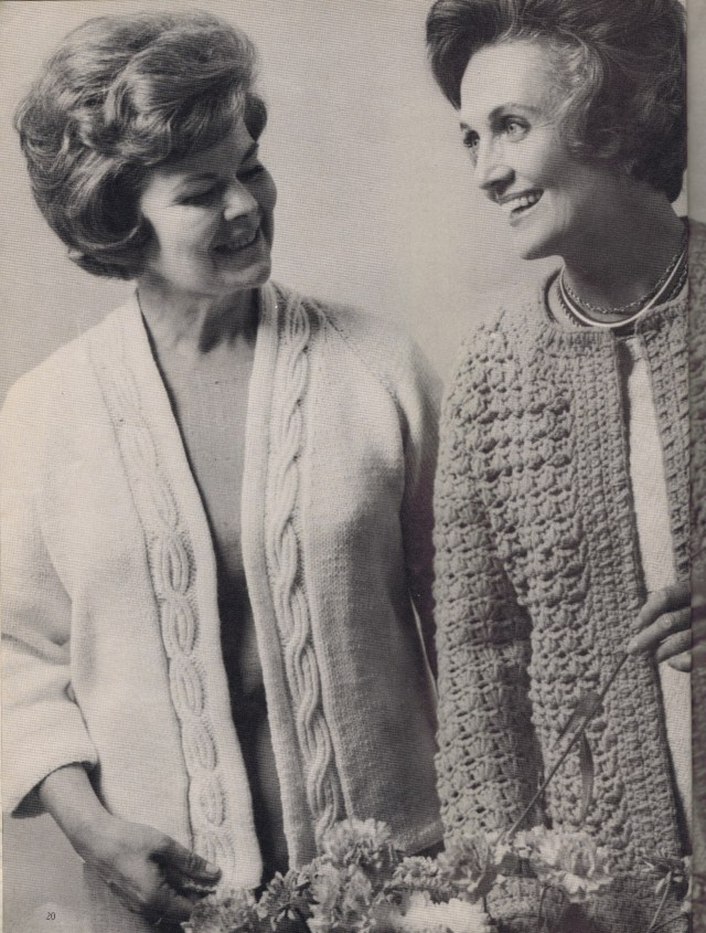 Best Free Vintage Knitting Crochet Patterns 1967 page 20