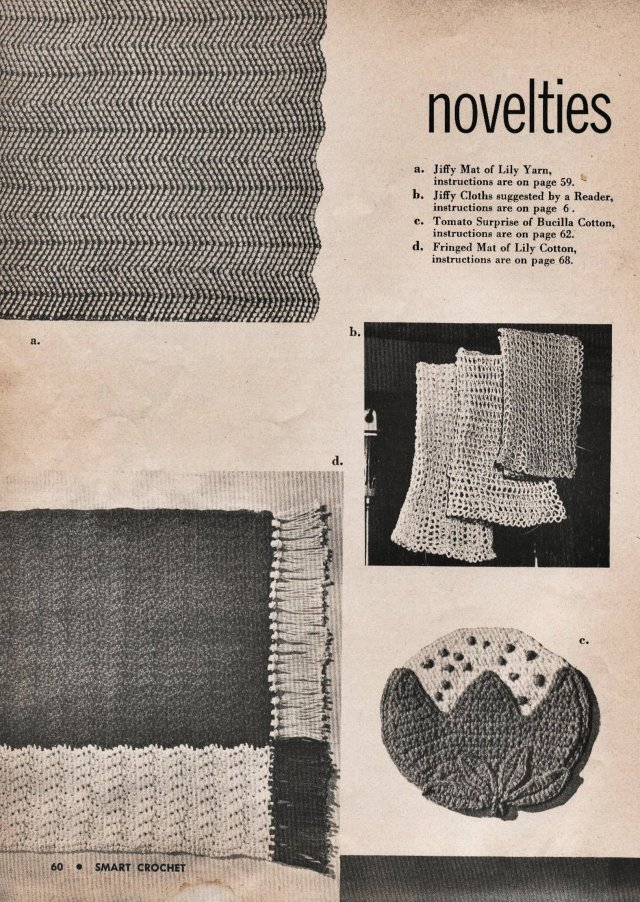 Smart Crochet 10th Ed 60