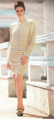 2899 Vogue Dress Jacket Pattern