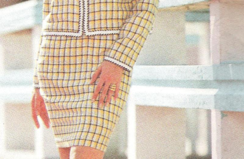 2899 Vogue Dress Jacket Pattern
