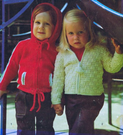 3 Toddler Sweater Knitting Patterns Knitted Hooded Parka Sweater Pattern