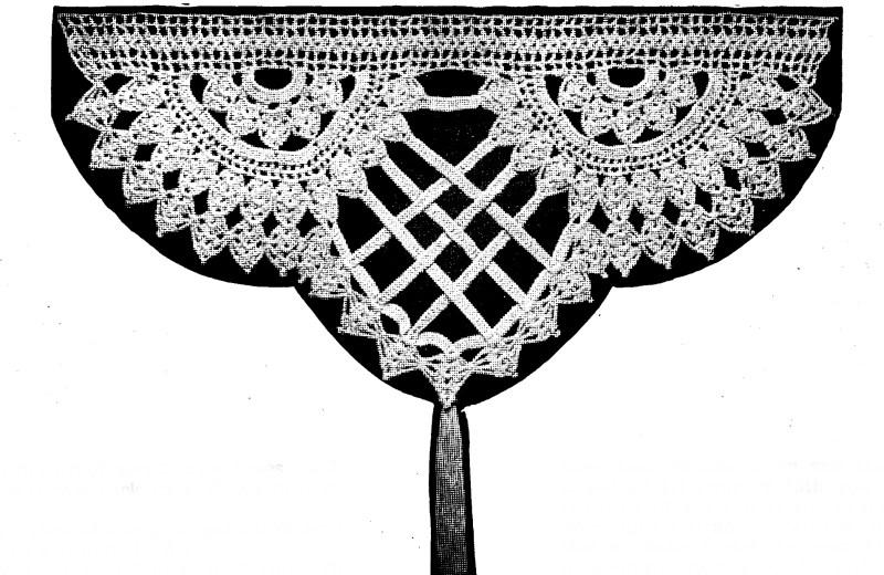 Vintage Handbook of Crochet Art