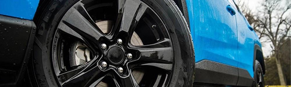 powder coated wheels rav4