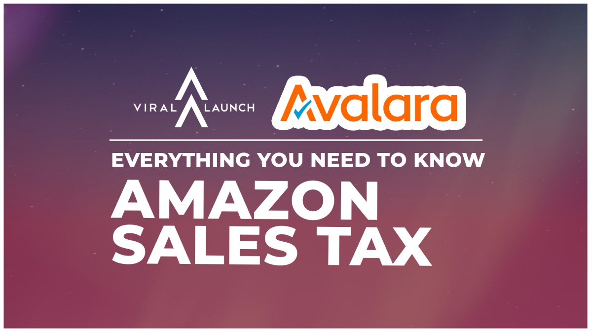 Amazon Sales Tax: Everything You NEED To Know | Avalara