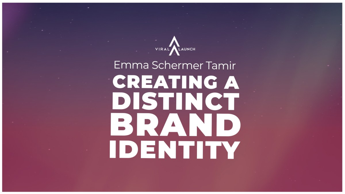 Follow The Data: Creating A Distinctive Brand Identity With Emma Schermer Tamir