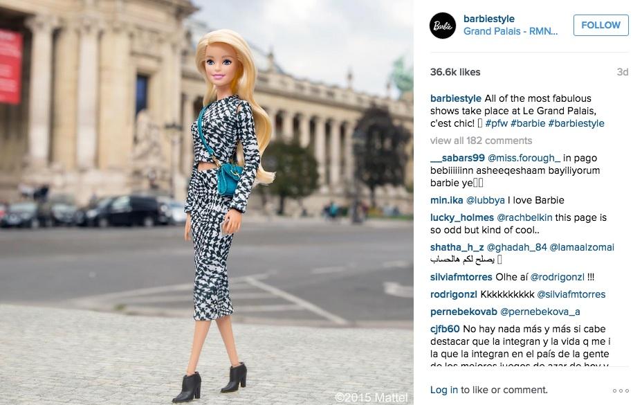 Barbie Style on Instagram