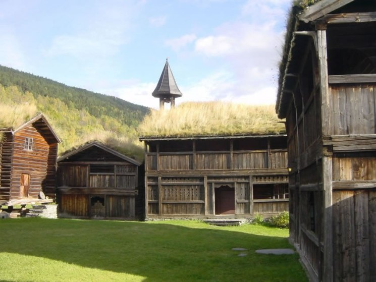 Sod Roofs, Norway