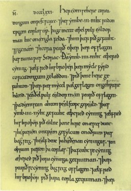 Anglo-Saxon Chronicle