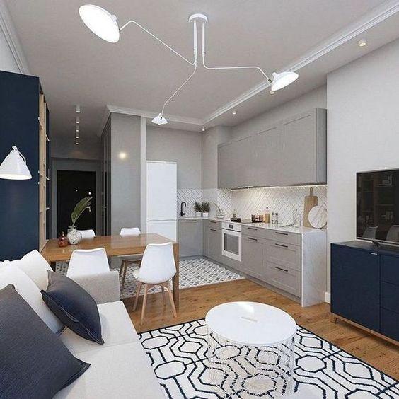 5 suggerimenti per illuminare un open space. Cucina E Living Open Space Blog Visioninterne