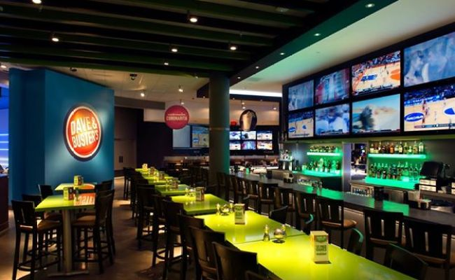 Meet The New Dave Buster S In Vernon Hills Visit Lake