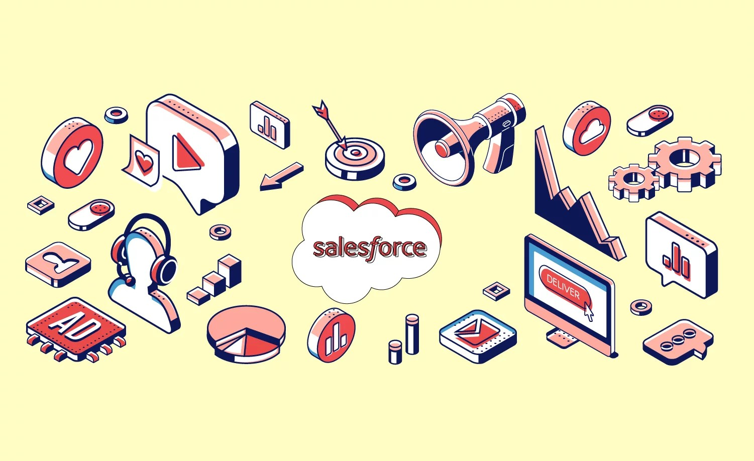 5 Salesforce (SFDC) AppExchange Apps for Marketing Pros