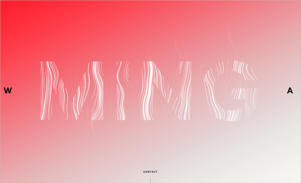 gradients web design