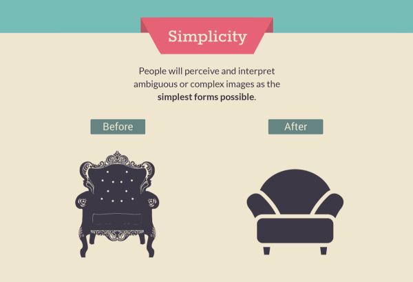 Gestalt Design Principles Examples