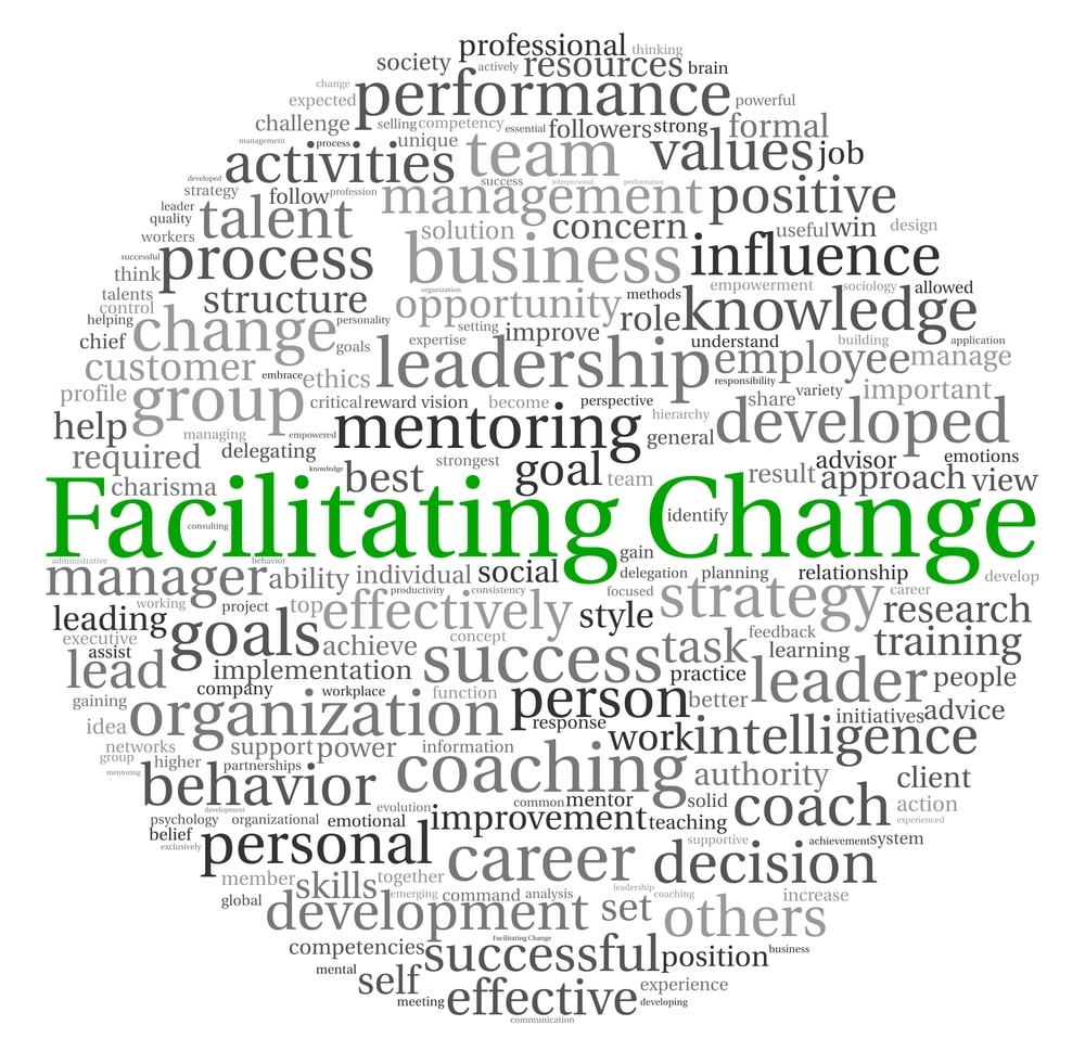 Change Management- 4 Factors that Distinguish Successes