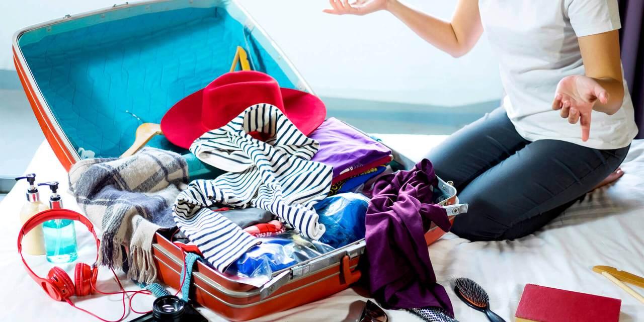 ¿Cómo hacer una maleta de viaje perfecta?