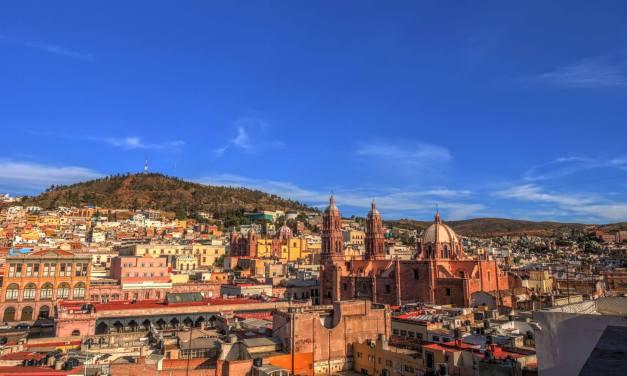 8 Lugares turísticos en Zacatecas