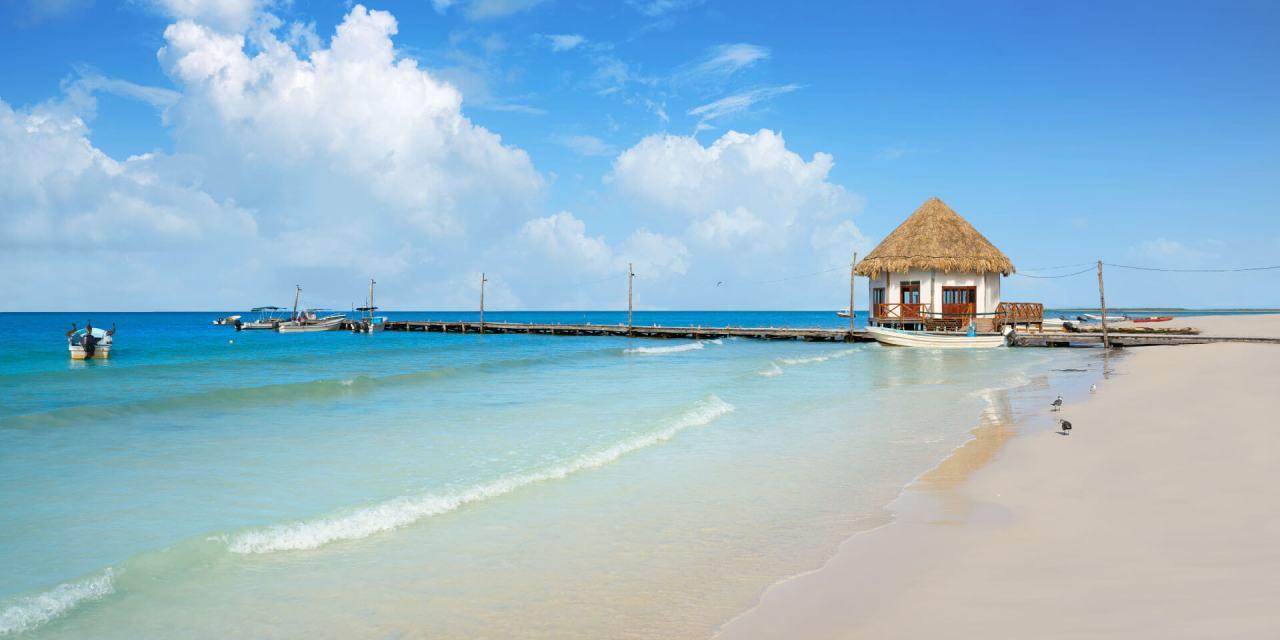 ¿Cómo llegar a Holbox? ¿Desde Cancún o Mérida?