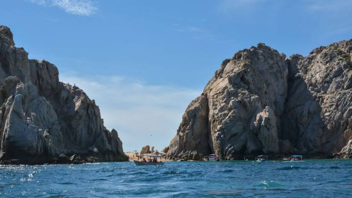 Playa del Amor - Baja California Sur