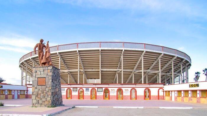 Plaza Monumental de Tijuana
