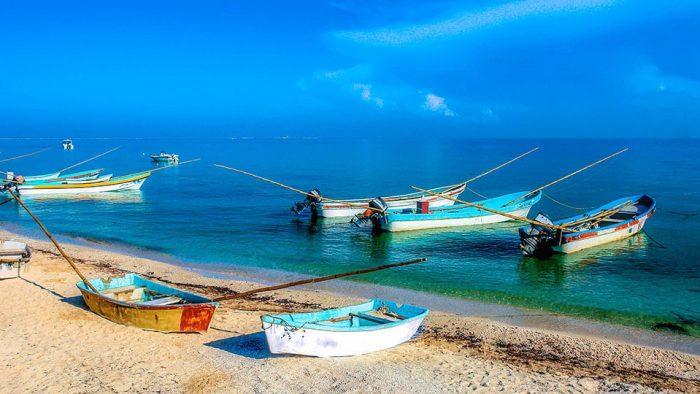 Puerto Progreso en Yucatán