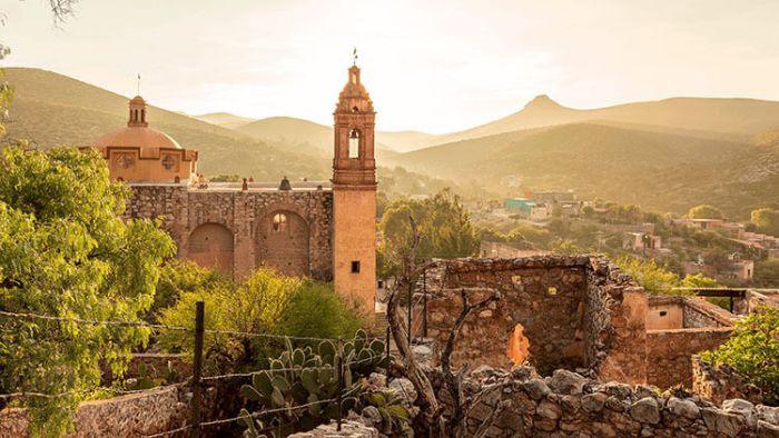 ¿Qué lugares visitar en San Luis Potosí?