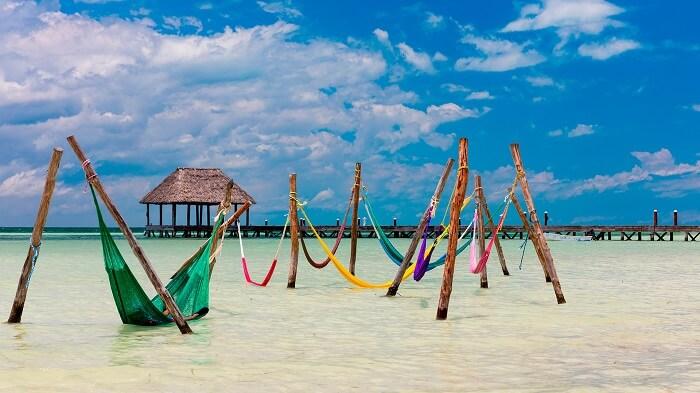 Holbox Cerca de Cancún Quintana Roo