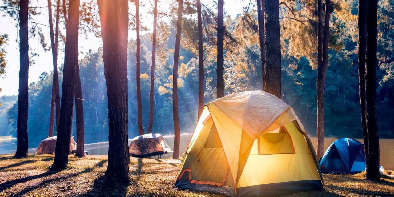 9 Lugares para acampar en México