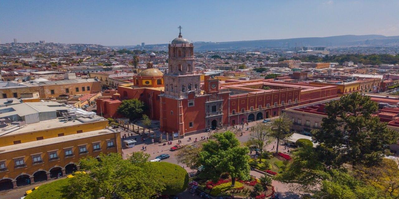 10 Lugares para visitar en Querétaro