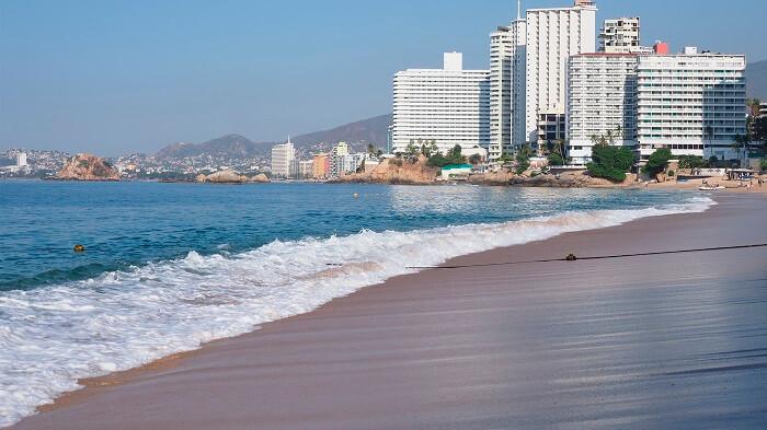 Paya Icacos en Acapulco