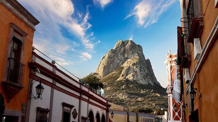 Lugares turísticos en Querétaro