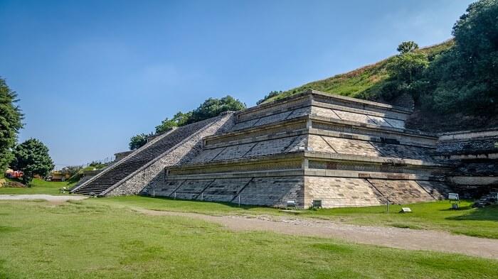 Pirámide de Cholula Puebla