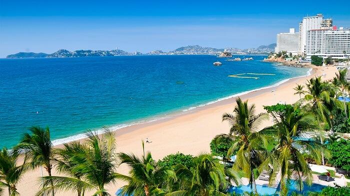 Playa Caleta y Caletilla