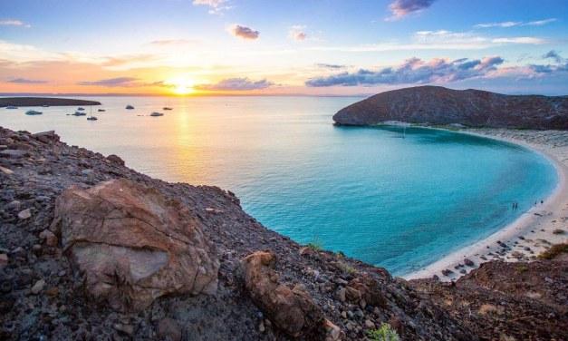 7 Playas de la Paz, Baja California