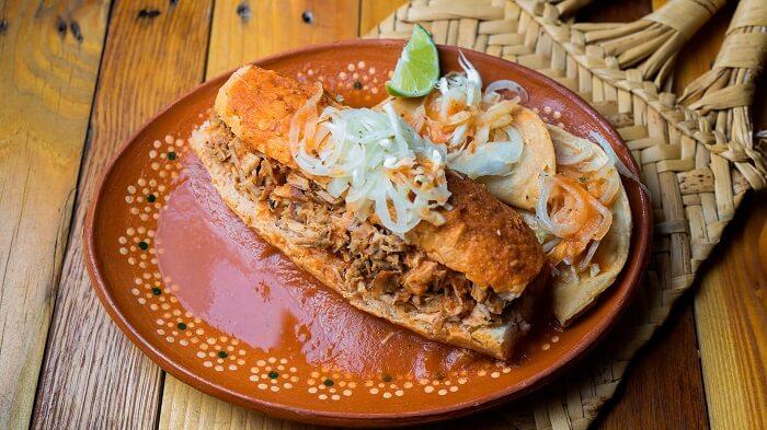 Torta Ahogada - Jalisco
