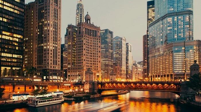 Visita Chicago con tu pareja