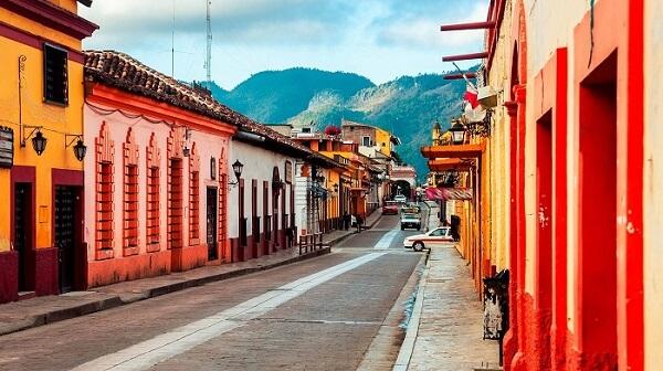 San Cristobal de las Casas Pueblo Mágico